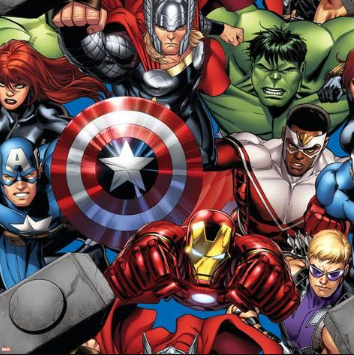 Avengers Assembled Example Pic