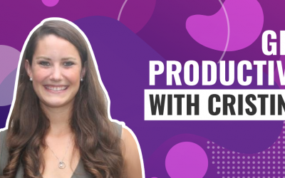 Interview: Get Productive with Cristina Roman