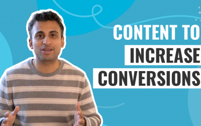 3 Content Ideas To Increase Conversions