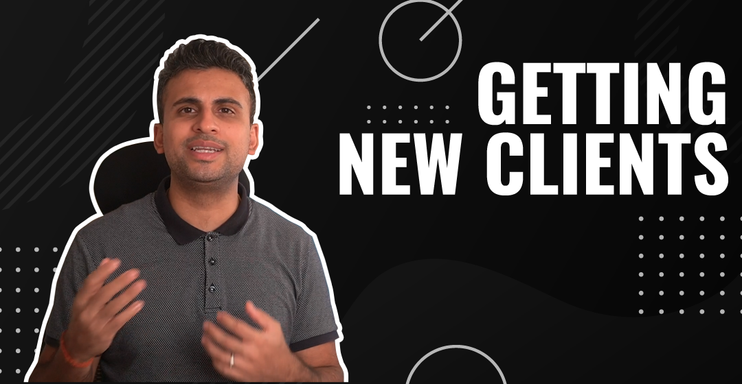 How to get new clients for your service business